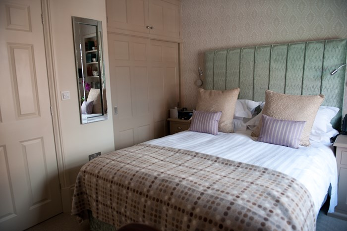 The Dorstone Standard Double Room